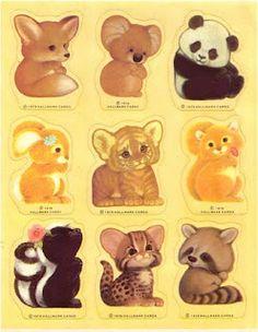 Hallmark Stickers...