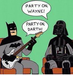 Wayne  Darth :)