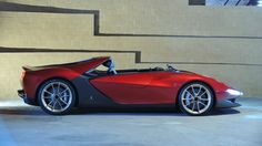 ❦ Pininfarina Sergio concept