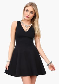 AUDRY LITTLE BLACK DRESS $35