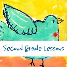 Free art lessons for every grade- great website for art project ideas!