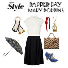 Dapper Day Inspiration: Elsa and Mary Poppins