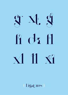 Paris   New Typeface by Moshik Nadav Typography on Behance