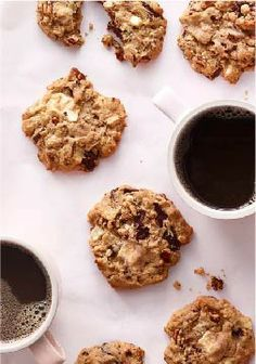 Peanut Butter-Double Chocolate Chunk-Pecan Cookies – These yummy peanut butter cookies get their chunky appeal from chopped chocolate and toasted pecans.