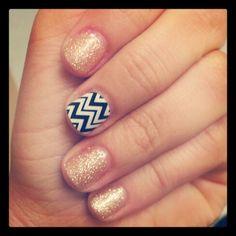 Gelish nails :)