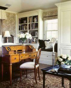 Interior Design by Lafia Arvin - Rob Lowe's Montecito estate