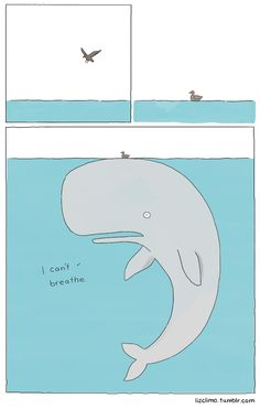Wonderfully Witty Animal Comics by Liz Climo