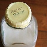 Almond Milk - why buy it when you can make it