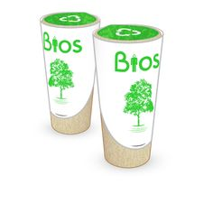 Bios Urn | eng | Biodegradable Urn with seed (English)