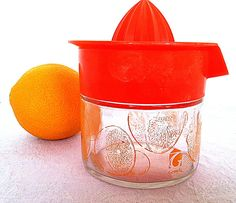 Vintage Mid Century Orange Juicer from Gemco by NonabelleVintage