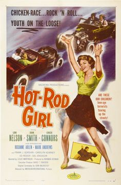 Hot-Rod Girl.....1956