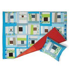 mccall pattern, schmidt quilt, craft, quilt patterns, mccall m6341, denys schmidt, quilts, denyse schmidt, modern quilt