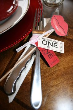 """Want a cute way to say """"I love you""""? Try these redeemable love coupons."""