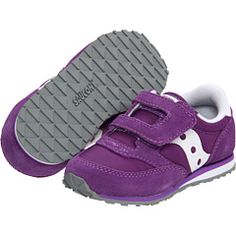 saucony kids baby jazz H  (shoes for addie)