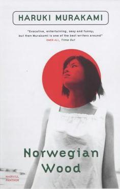 Haruki Murakami Book Covers
