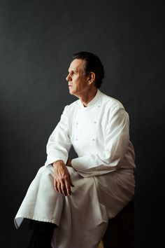 Thomas Keller by William Hereford