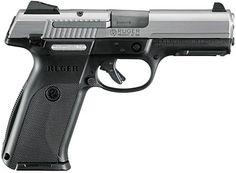 Ruger SR9, my favorite handgun