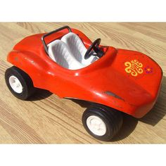 vintage TONKA BEACH BUGGY toy car 70s
