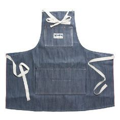 Stronghold Hickory Stripe Apron
