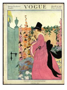 fashion, cover poster, vintag vogu, cover art, 1910s vogu, vogu cover, vogue covers, vintage vogue, hat