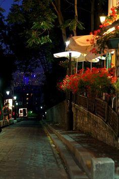 Bonsoir, Montmartre, Paris  | by © ania-maria
