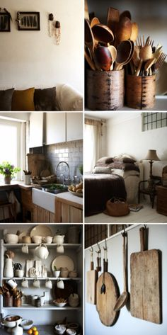 Country cottage interior details styling inspiration