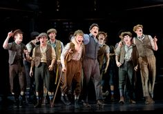 And the world will know! Newsies