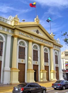 Palacio Legislativo de Maracaibo, Venezuela.