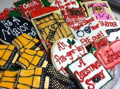 Christmas Story cookies! holiday, christma stori, christma cooki, a christmas story, stori christma, stori cooki, cookies, app quotes, christma goodi