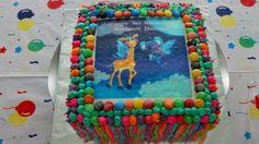 Yat & Sri from Singapore shared this beautiful cake they made for their little princess Hannani Marha's 1st birthday! WOW!!! Yummy Yummy! #diy #GBbirthday