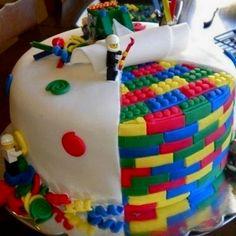 Boy's cake.