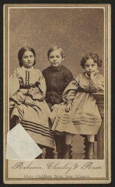 Historic Photographs Of White Slaves