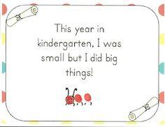 fingerprint idea for kindergarten memory book