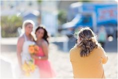 behind the scenes, photographer, photography, wedding, beach, nikon d4