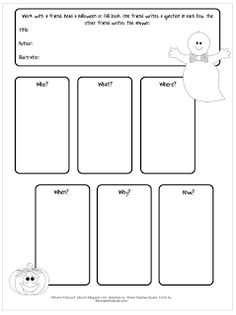 Asking and Answering Questions - Freebie (from Pitner's Potpourri)