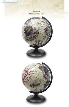 'Neptune' Globe $599