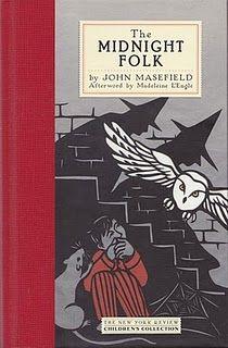 The Midnight Folk, by John Masefield