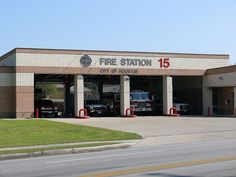 Houston Fire Department | Houston Fire Department Station #15 | Flickr - Photo Sharing!