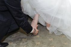 My Story: A Cinderella Wedding | Stretcher.com - Fantasy wedding for less
