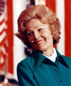 First Lady Pat Nixon