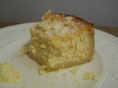 Ricotta Tangerine Cheesecake