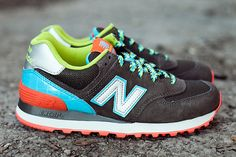 "New Balance 574 ""Candy Pack"""
