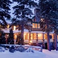 Winter exterior of LPI