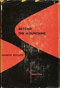 Beyond the Mountains | book jacket by Alvin Lustig 1951