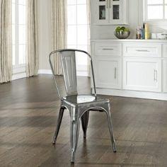 Amelia Metal Café Chair