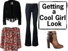 3 Tips: Getting a Cool Girl Look