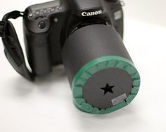 camera with filter