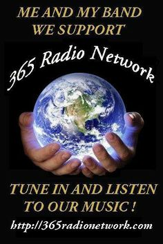 Me a.k.a Cozmicsoulfire Support  http://365radionetwork.com Bands&artists check it out and tune in to this awesome radiostation!!