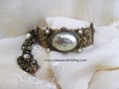 Gorgeous bracelet by Romancing the Bling