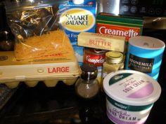 Paula Deen's crockpot Mac n cheese. This sounds too good to be true lol